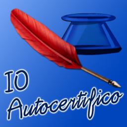 Io Autocertifico è un'app iOS che genera in modo automatico autocertificazioni utilizzate per le amministrazioni